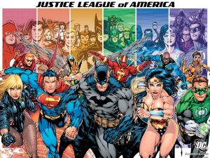 justice-league-of-america-comic-art