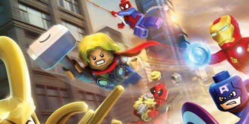 Lego Marvel Heroes Video Game