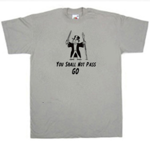 You Shall Not Pass!! Funny T-shirt Designs  Bad T Shirt Ideas - Funny T-Shirts _2013-02-27_16-20-18